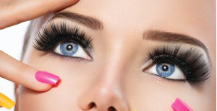 Russian Volume Eyelash Extension Course - Cardiff Nail and Beauty Training  School